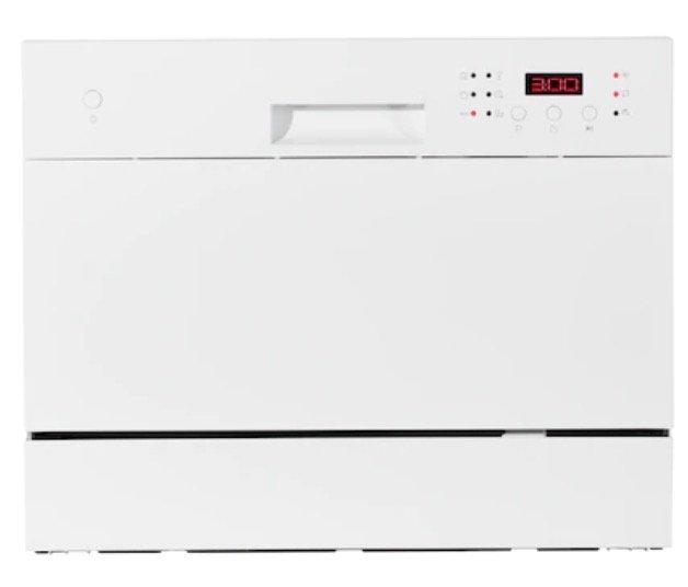 Medion MD 16698 Tischgeschirrspüler für 6 Gedecke (6 Programme, Geräuschlevel ca. 51 dB) nur 152,94€