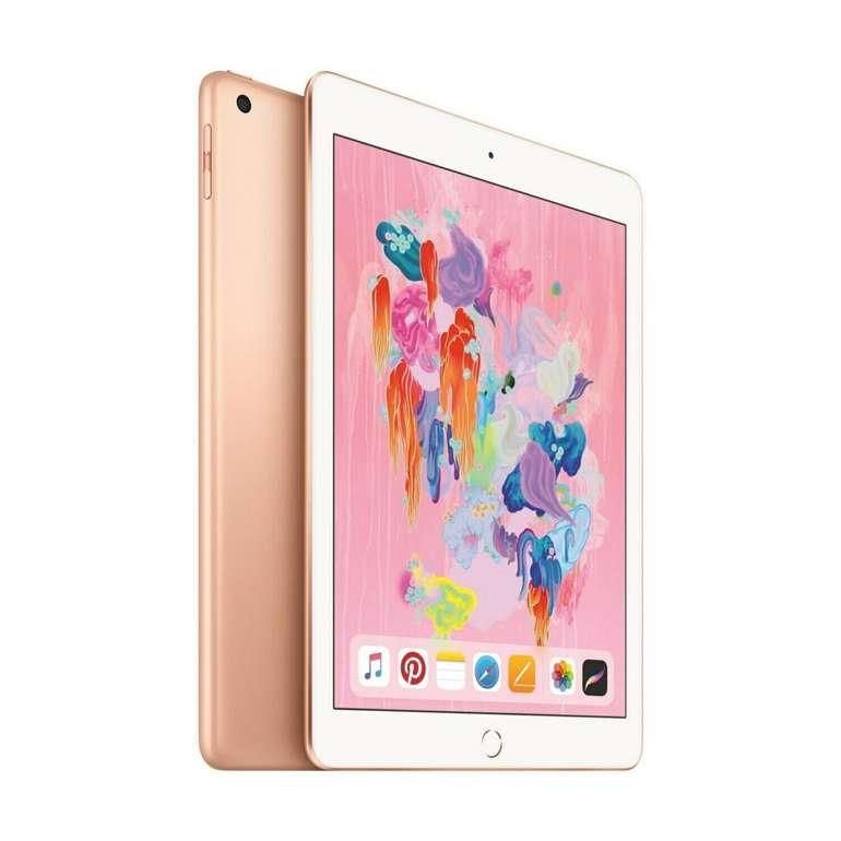 "10% Rabatt auf Technik bei eBay - z.B. Apple iPad 9,7"" 2018 Wi-Fi + Cellular 128GB für 349,20€"