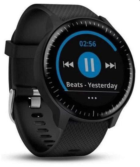 Garmin Vivoactive 3 Music Smartwatch in Schwarz für 199€ inkl. Versand (statt 229€)