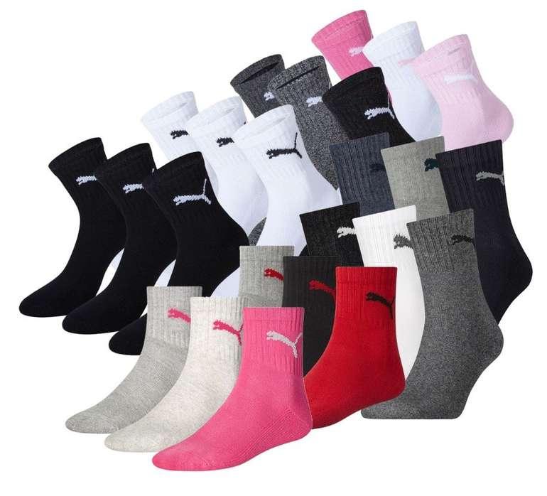 12er Pack Puma Unisex Socken Sport Crew Basic für 26,84€ inkl. Versand (statt 34€)