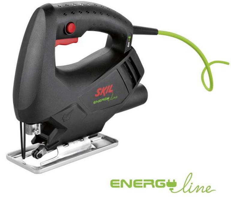 Skil Energy Line 4285 Stichsäge + 3 Sägeblätter für 14,99€ inkl. Versand