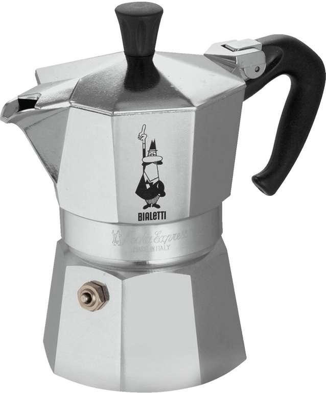 Bialetti Espressokocher Moka Express (4 Tassen) für 19,99€ inkl. Versand (statt 27€)