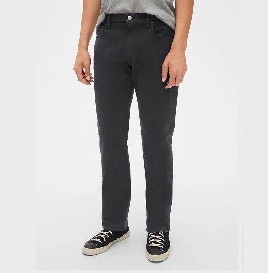 GAP Sale mit bis zu 70% Rabatt + 40% Extra + VSK-frei ab 50€ - z.B. Straight Jeans with GapFlex für 14,19€