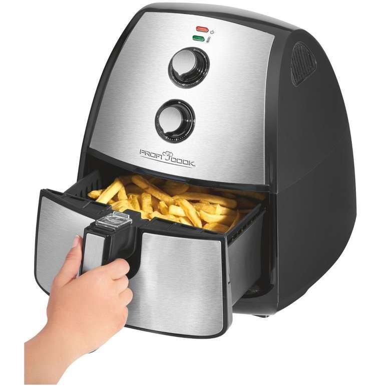 Profi Cook PC-FR 1115 H Heißluft-Fritteuse für 50,99€ inkl. Versand (statt 61€) - Newsletter Gutschein!