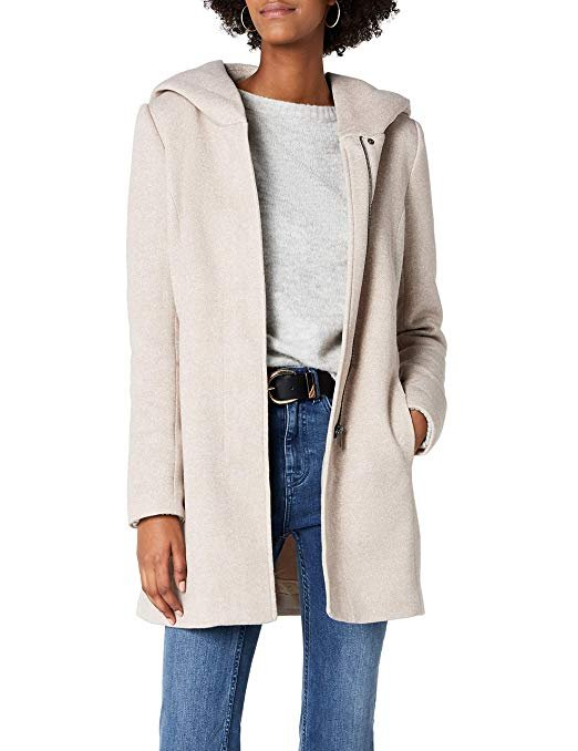 Top! Only Damen Mantel Onlsedona Light Coat für 17,96€ inkl. VSK (statt 38€)