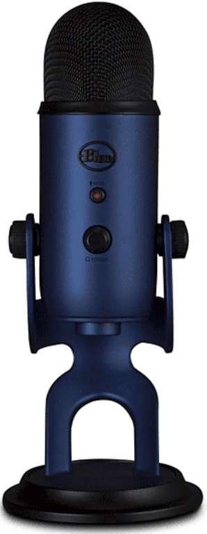 Blue Microphones Yeti Midnight USB Mikofon für 99€inkl. Versand (statt 120€) - NL-Gutschein!