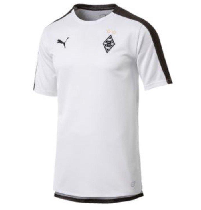 Puma BMG Borussia Mönchengladbach - Herren Stadium Jersey Trikot für 9,99€ (statt 20€)