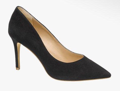 Schuhe! 50% auf Einzelpaare bei Deichmann + VSKfrei - 5th Avenue Pumps zu 19,95€