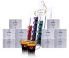 100 Celeste d'Oro (Nespresso) Kapseln + Kapselhalter und 2 Gläser für 29,99€