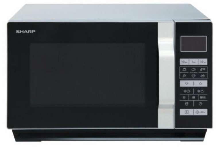 Sharp R760S Mikrowelle mit Grill (23 Liter, Auto Defrost, 900W) für 89,91€ inkl. Versand (statt 125€)