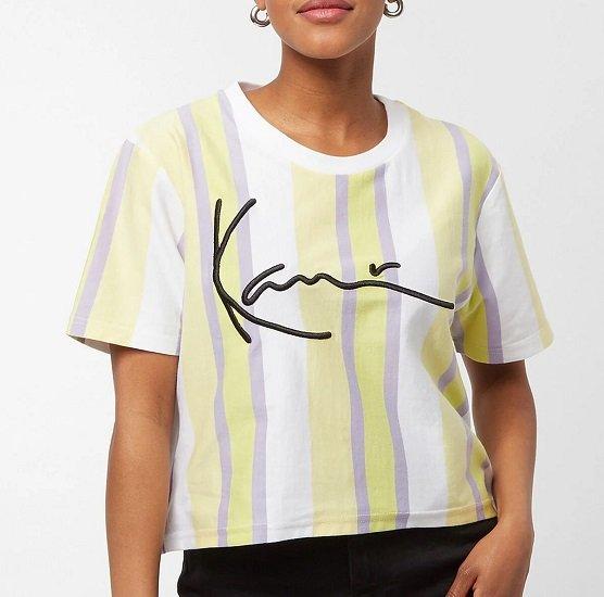 Karl Kani Signature Stripe Crop Top für 16,74€ (statt 30€)
