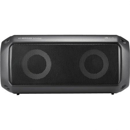 LG PK3 wasserfester Bluetooth Lautsprecher (16 Watt Ausgangsleistung) für 29€