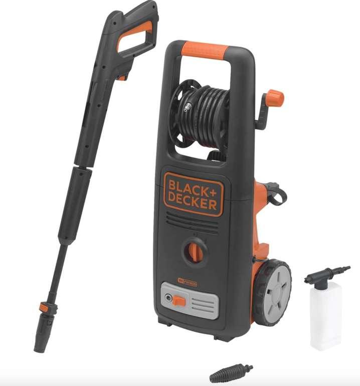 Black & Decker BXPW1800E Hochdruckreiniger mit 1800 Watt für 64,99€ inkl. Versand (statt 86€)