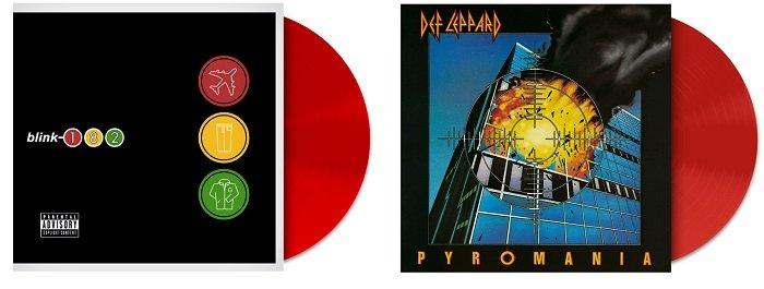 Def Leppard Pyromania (Red Vinyl) für 15€ oder U2 Vinyl für 19€ + viele weitere!