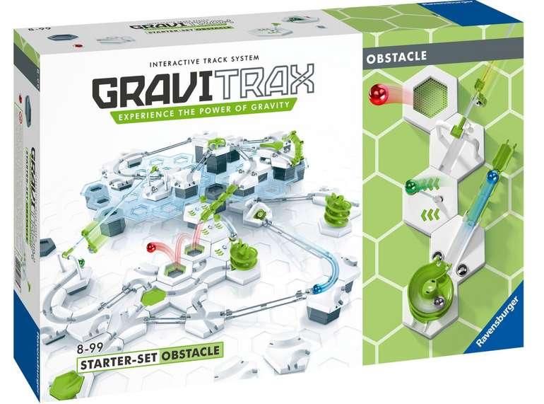 """Ravensburger Kugelbahn-Bausatz """"GraviTrax Starter-Set Obstacle"""" für 55,99€inkl. Versand (statt 80€)"""