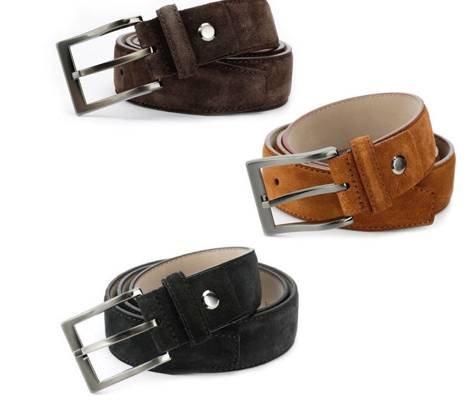 MLT Havanna Belts - Herren Leder Gürtel für je 7,99€ inkl. Versand
