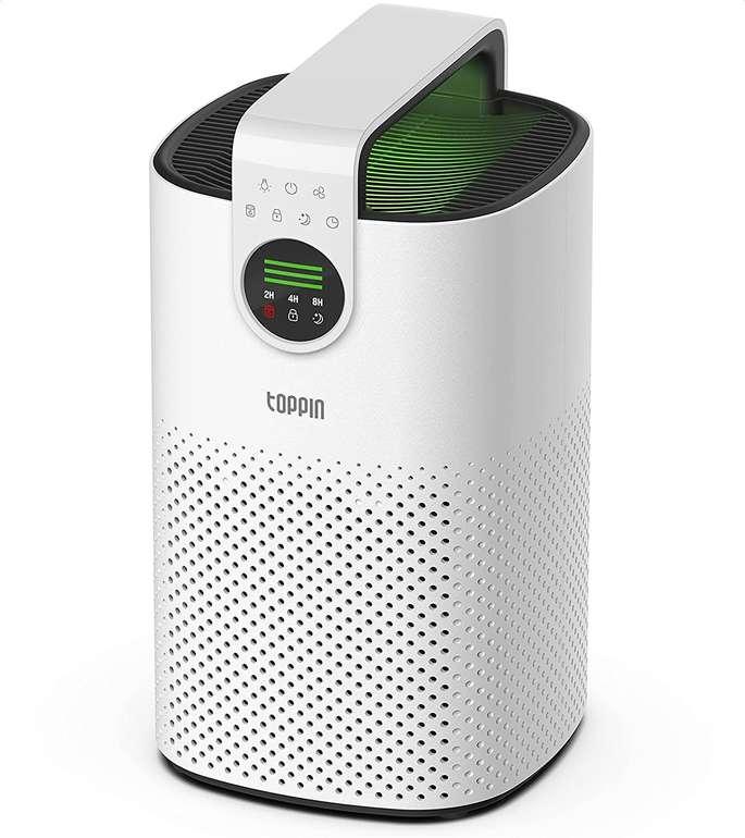 Topping TPAP003 Luftreiniger (CADR 260m³/h) für 53,99€ inkl. Versand (statt 80€)