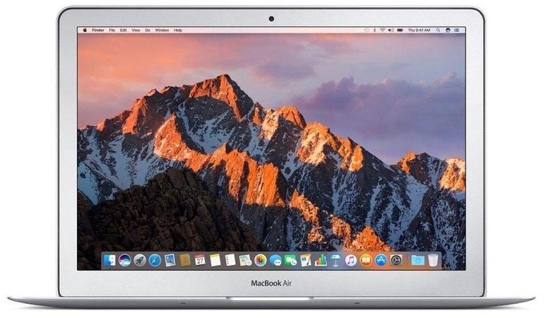 """Apple MacBook Air 13,3"""" mit 128GB SSD, 8GB RAM und i5 CPU für 769€"""