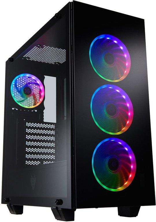 Fortron FSP PC Gehäuse CMT510 Plus für 78,98€ inkl. VSK (statt 100€)