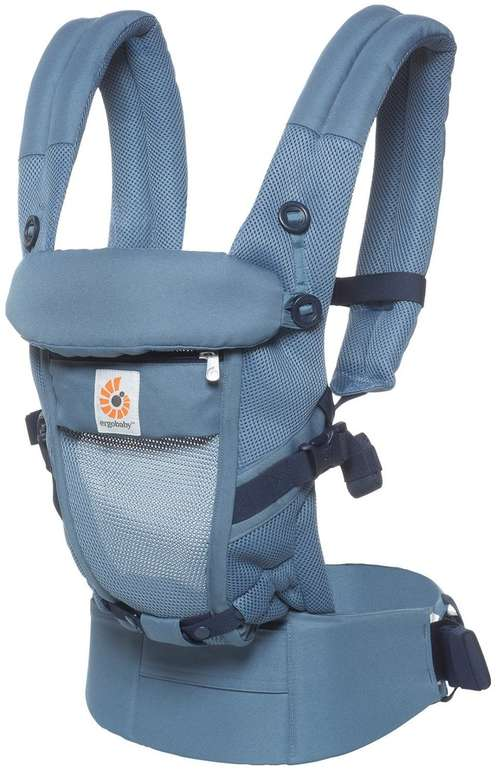 Ergobaby Babytrage Adapt Cool Air Mesh in Oxford Blue für 72,94€ inkl. VSK (statt 124€)
