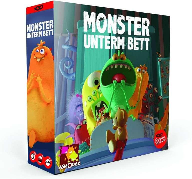 Asmodee - Monster unterm Bett (Kinderspiel) für 6,99€ inkl. Versand (statt 9€)