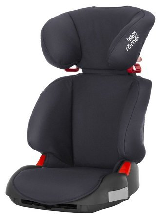 Britax Römer Kindersitz Adventure in Storm Grey für 67,99€ inkl. VSK (statt 78€)