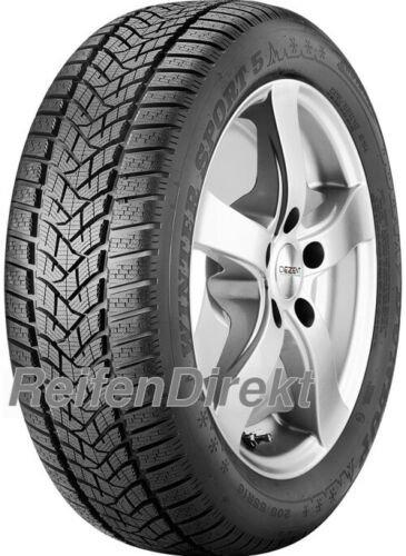 Dunlop Winter Sport 5 205/55 R16 91H M+S Reifen für 58,86€ inkl. Versand