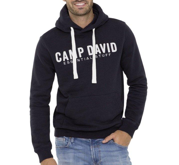 Camp David Sweat Superkracher: Sweatshirts und Hoodies für je 40€ zzgl. 6,95€ Versand