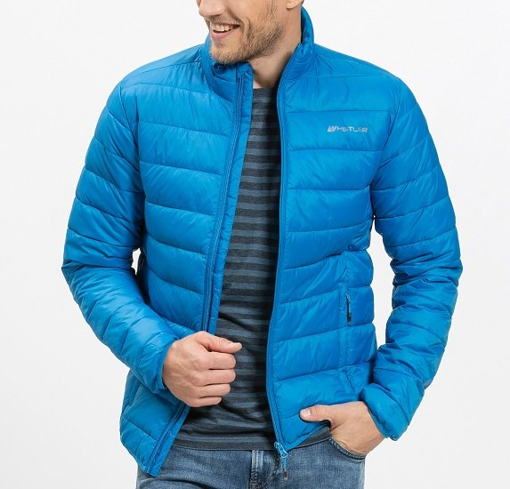 Whistler Jacke 'Leopold' in Blau für 42,42€ (statt 55€)