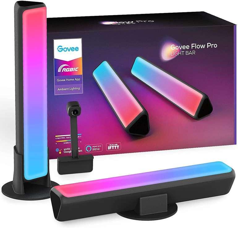 Govee Smart LED Lightbar mit Kamera (Alexa und Google Assistant) für 59,99€ inkl. Versand (statt 76€)