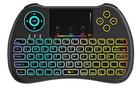Tecboss Mini Wireless Tastatur mit Touchpad, für Smart TV etc. für 9,59€ - Prime