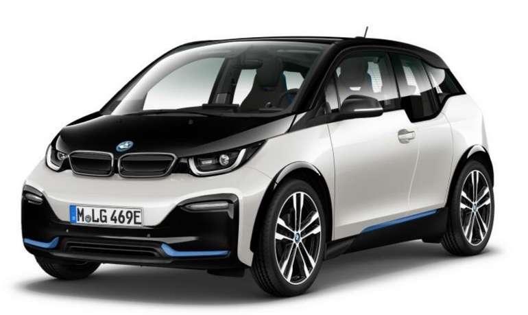 Gewerbeleasing: BMW i3 S 120Ah mit 184 PS für 83,19€ netto mtl. (BAFA, LF: 0.20, Überführung: 775€)