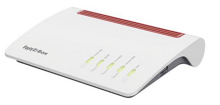 Preisfehler! AVM FRITZ!Box 7590 WLAN Router für 5,95€ inkl. Versand