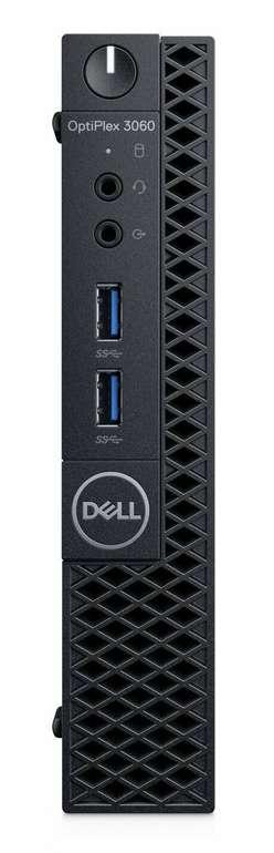 Dell Optiplex 3060 Micro Pentium G5400T (3.10 GHz, 8GB Ram, 256GB SSD) für 139€ inkl. Versand - Generalüberholt