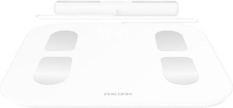 Phicomm Smart Scale S7 Personenwaage für 33,33€ inkl. Versand