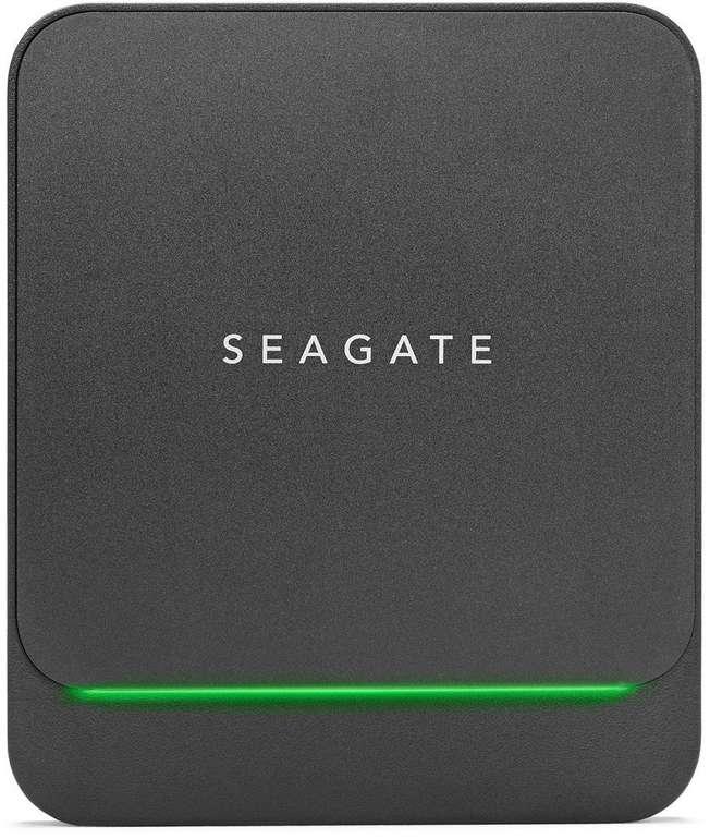 Seagate BarraCuda Fast SSD mit 500GB (USB-C) für 91,98€ inkl. Versand (statt 104€)