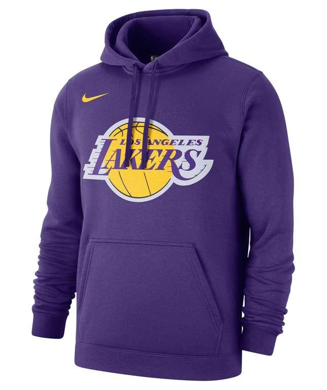 """Nike Herren Sweatshirt """"Los Angeles Lakers NBA"""" für 52,87€ inkl. VSK (Statt 67€)"""
