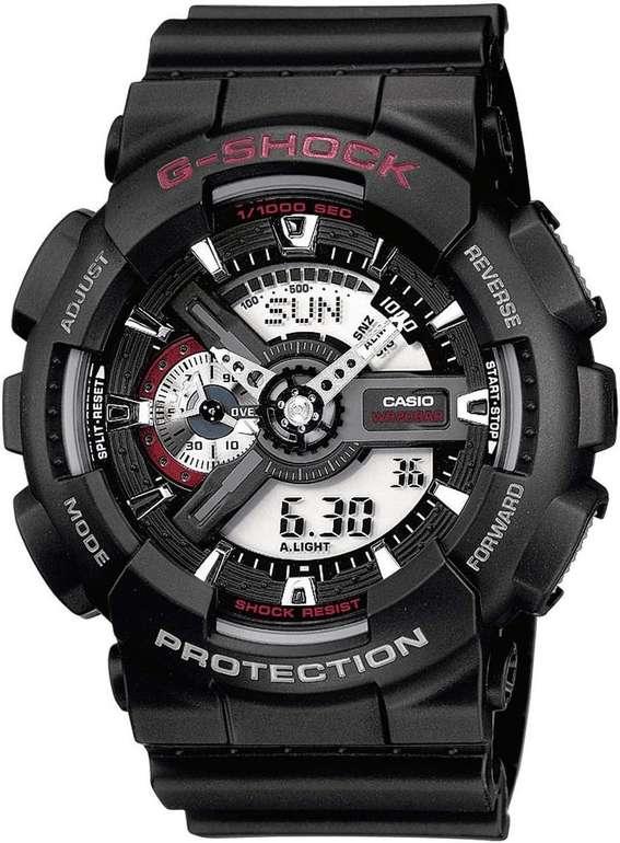 Casio G-Shock GA-110-1AER Herren Armbanduhr für 64,50€ (statt 96€)