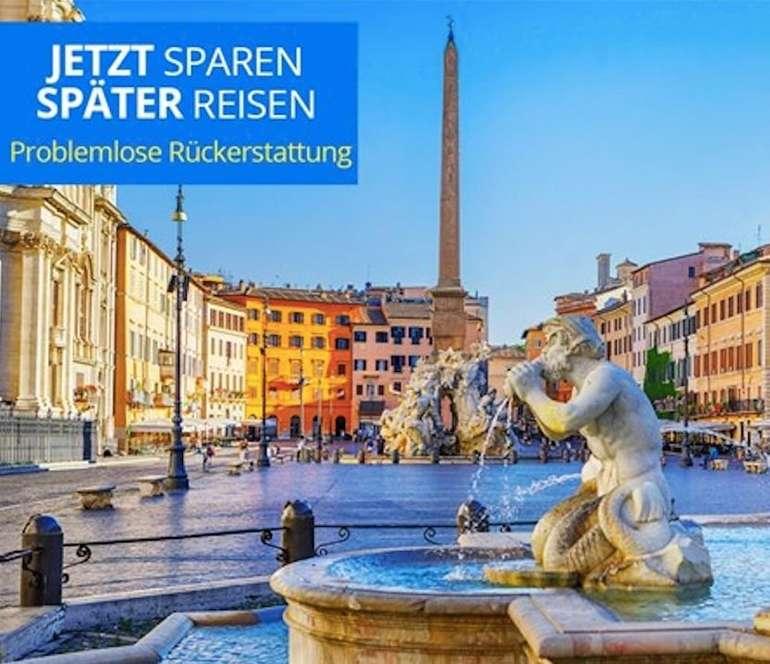 Rom: Ab 3 Tage im 4* iH Hotel Roma Dei Borgia nahe Trevi-Brunnen ab 89€pro Person (Aug. - Feb. 21)