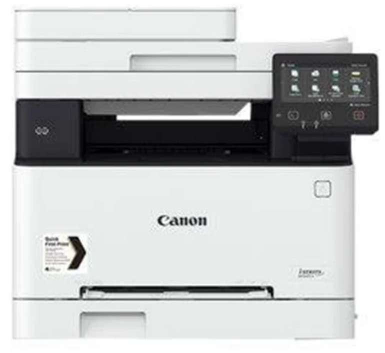 Canon i-SENSYS MF645Cx Laserdrucker Multifunktion (Fax, Farbe) für 358,95€ inkl. Versand (statt 449€)