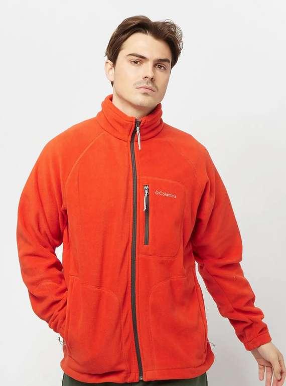 Columbia Sportswear Fast Trek II FZ Fleece Übergangsjacke für 27,99€inkl. Versand (statt 45€)