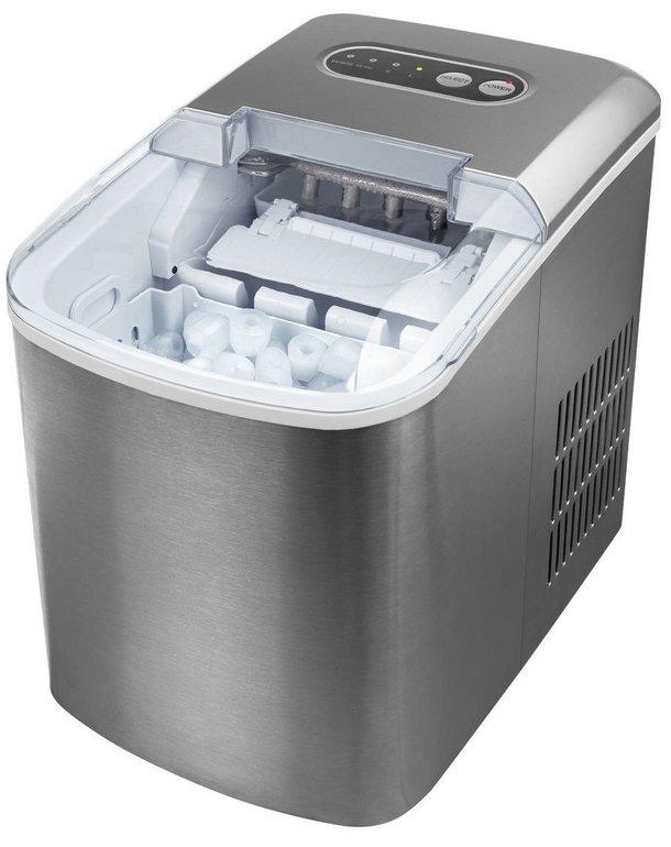 Medion MD 17739 Eiswürfelzubereiter aus Edelstahl für 107,99€ inkl. Versand