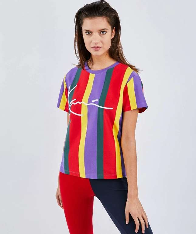 Karl Kani Damen T-Shirt Q4 für 14,99€ inkl. Versand (statt 30€)