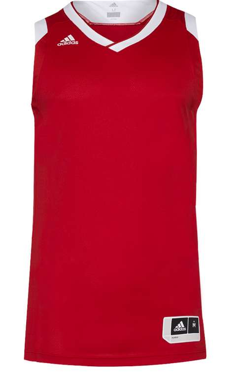 adidas Crazy Explosive Herren Basketball Trikot in Rot für 13,94€inkl. Versand (statt 30€)