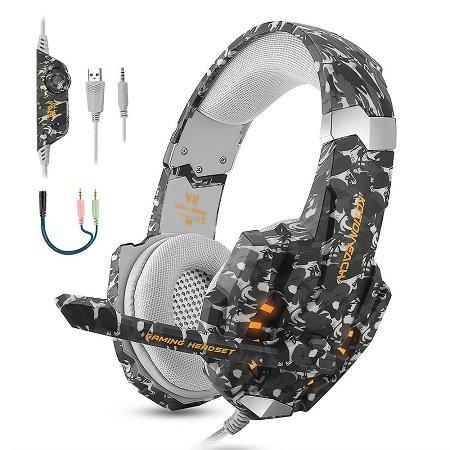 KOTION EACH G9600 Stereo Gaming Headset für 18,85€ inkl. VSK
