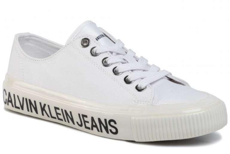 Calvin Klein Jeans Destinee Sneaker (Weiß oder Schwarz) für 51€ inkl. Versand (statt 75€)