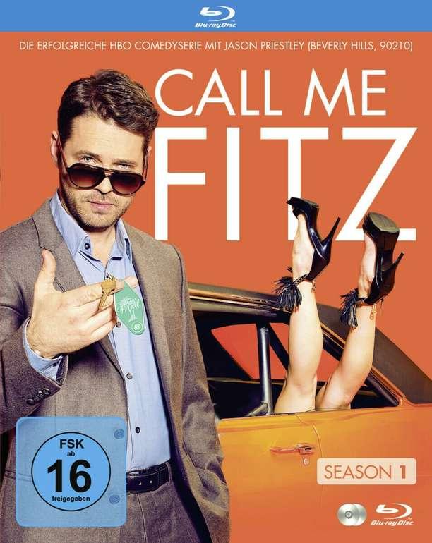 Call Me Fitz. Season. 1, 2 (Blu-ray) für 3,50€ inkl. Versand (statt 8€)