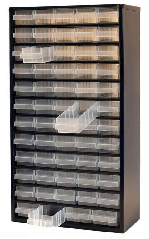 Raaco Stahlmagazin 1259-00/01 mit 59 Schubladen für 45,90€inkl. Versand (statt 59€)