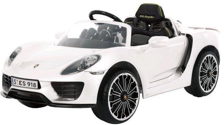 Rollplay Porsche 918 Spyder Kinder Elektrofahrzeug für 187,78€ (statt 247€)