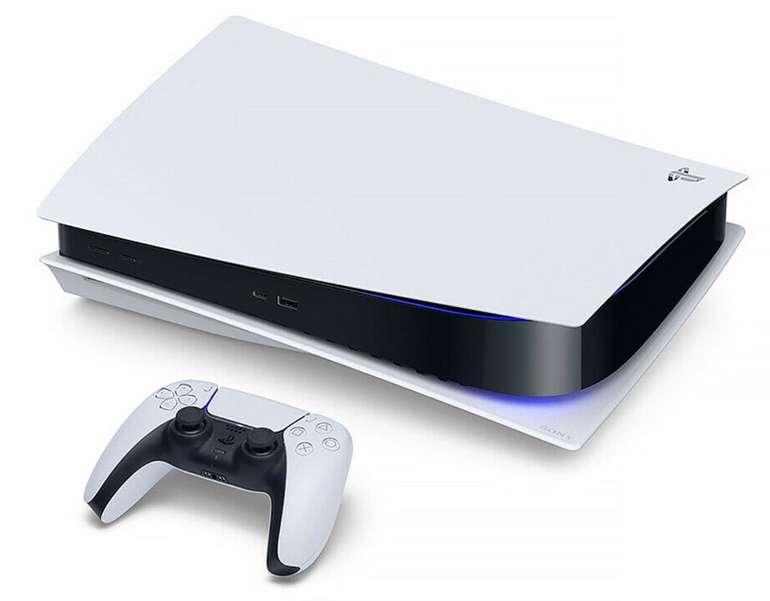 Sony PlayStation 5 Konsole (Disc Edition mit 825GB Speicher) für 688€ inkl. Versand (statt 793€)